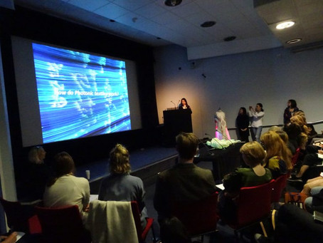 The Textiles Lecture, Challenges of Materiality at Royal College of Art, UK.