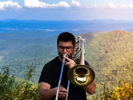 Faculty Interview: Chris Guilfoyle, Trombone