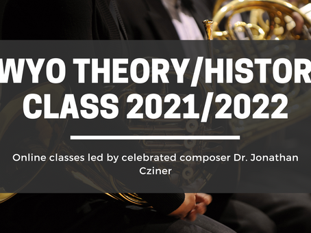 FWYO Theory/History Class | 2021-2022