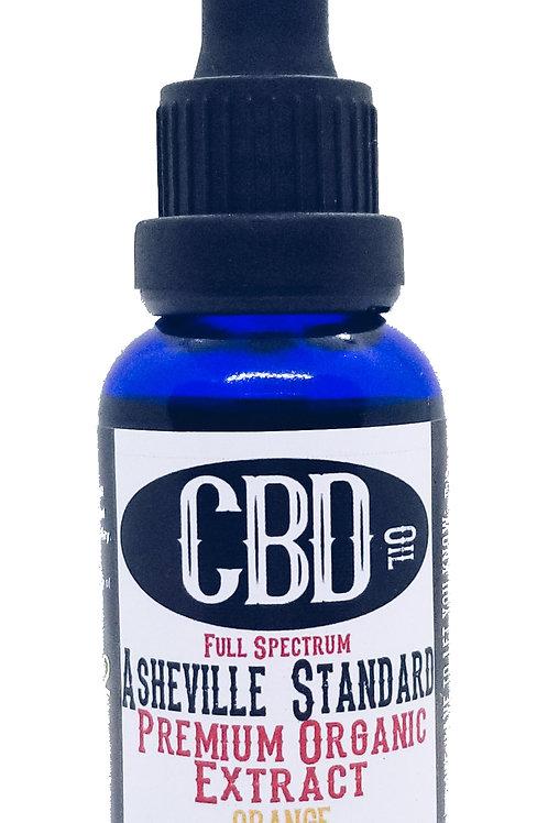 2000 mg/30ML Asheville Standard Premium Full Spectrum Extract