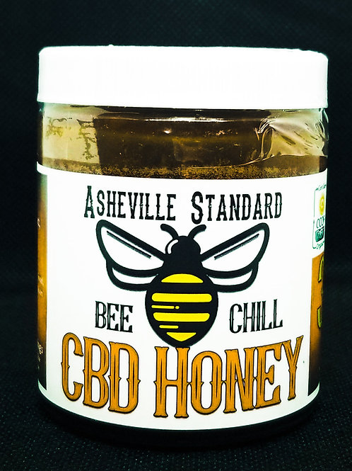 3000mg Bee Chill CBD Honey 6 oz