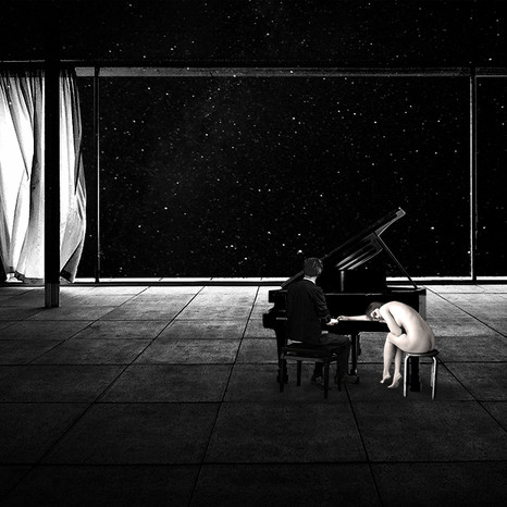 """""""clair de lune"""" Debussy"""