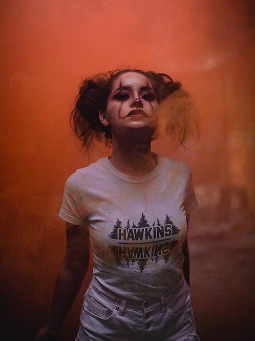 T-shirt Hawkins Stranger Things