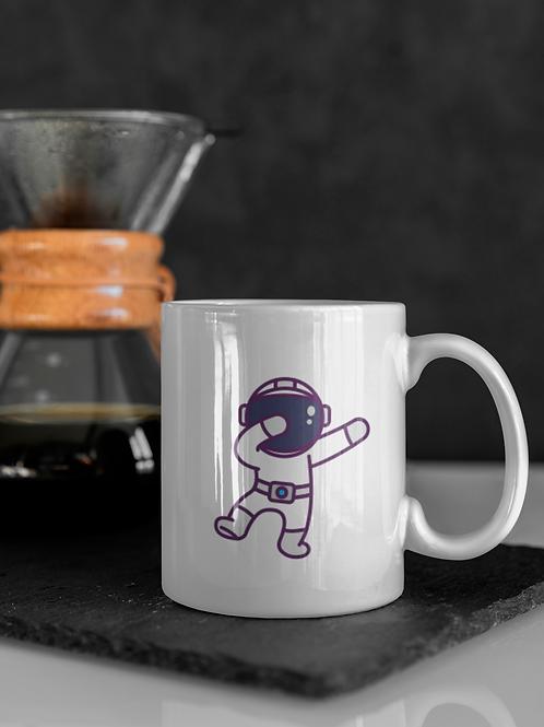 Mug Astrodab |Astronaute