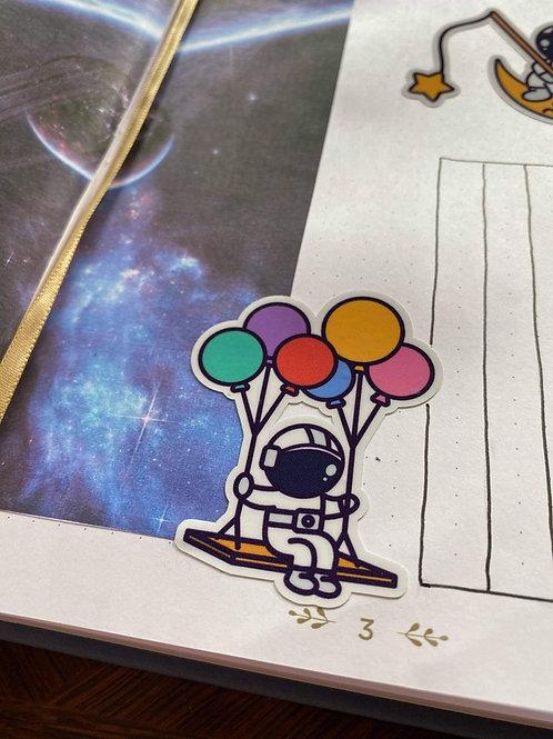 Sticker Astro Dream |Astronaute
