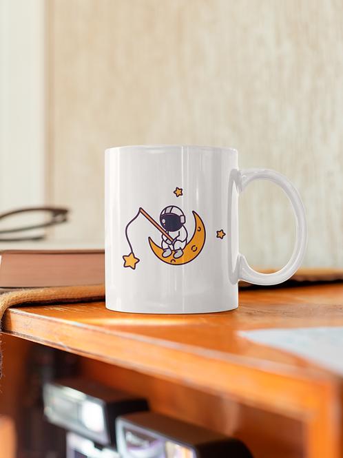 Mug Astro Moon  Astronaute