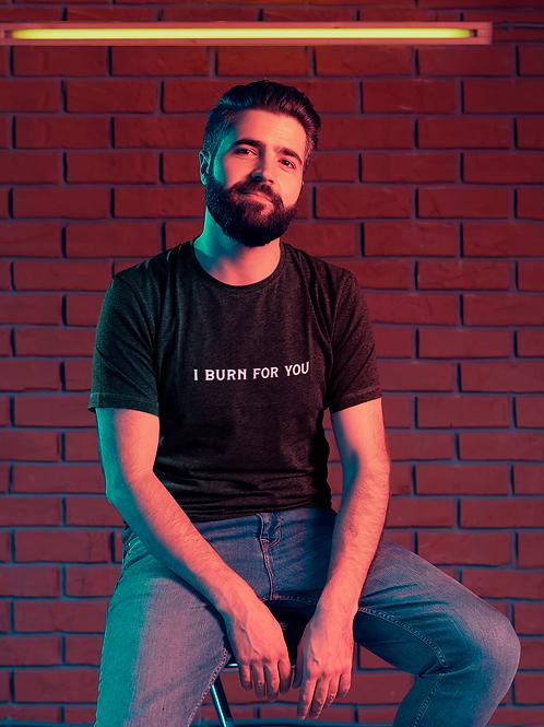 T-shirt I burn for you | Bridgerton