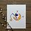 Thumbnail: Astronaute - Lot de 6 stickers