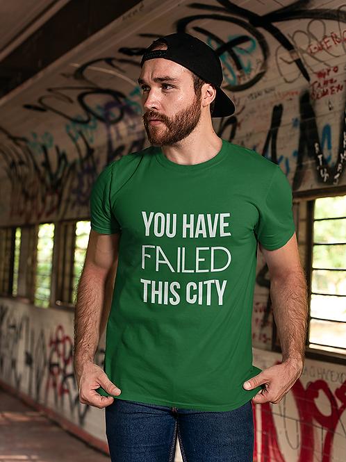 Failed this city