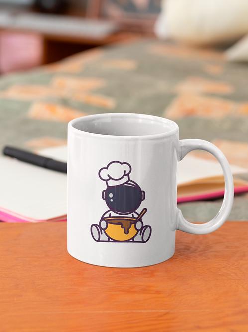 Mug Astro Cooking |Astronaute