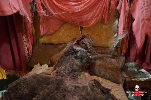 HHN 26 Mummififed Body