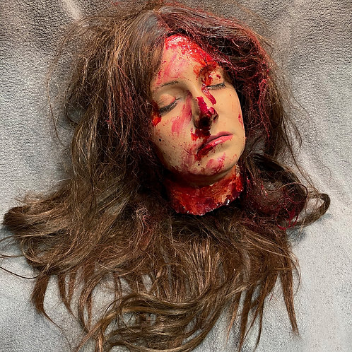 Female Decapitated Head