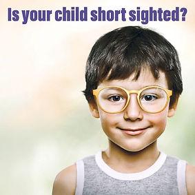 Hoya MiYOSMART lenses for Myopia
