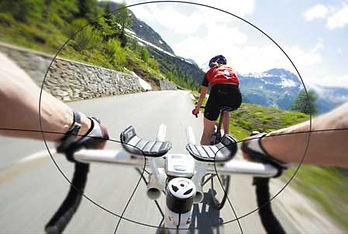 Bolle progressive lenses dynamic design for cycling