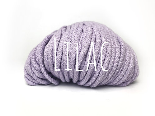 Premium Chunky Cotton - Lilac 5mm