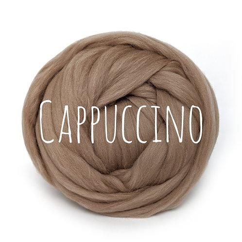 Super Chunky Wool - Cappuccino