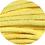 Thumbnail: Chunky Cotton yarn - Lemon Yellow 5mm