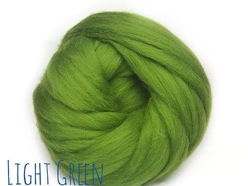 Super Chunky Wool - Light Green