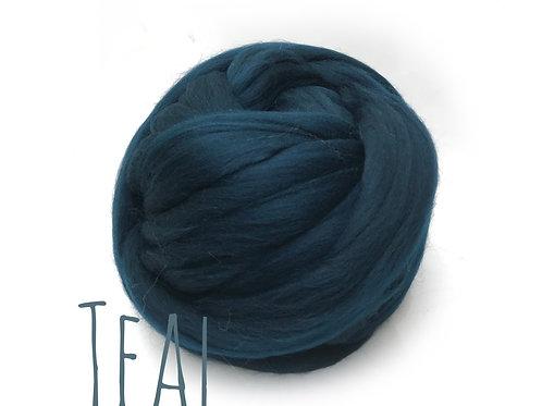 MERINO Wool - Teal