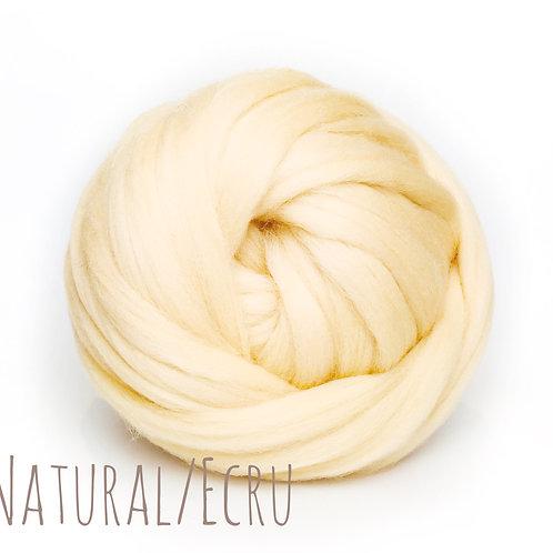 Chunky Wool - MINI - Natural/Ecru