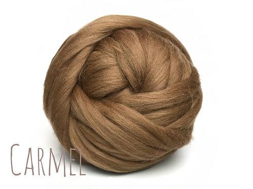 Super Chunky Wool - Carmel