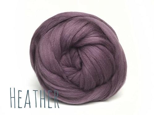 Super Chunky Wool - Heather