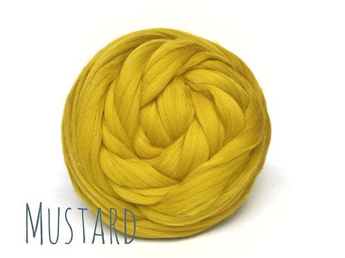 MERINO Wool - Mustard