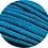 Thumbnail: Chunky Cotton yarn - Blue 5mm