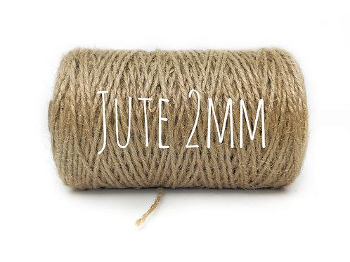Jute Yarn - 2mm