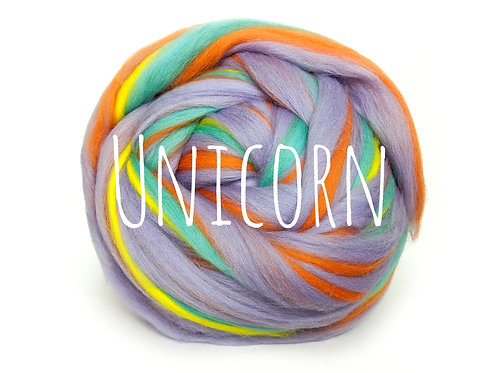 Super Chunky Wool - Unicorn