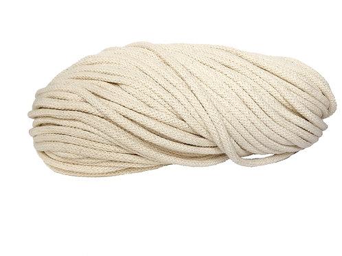 Premium Chunky Cotton yarn - Ecru 5mm