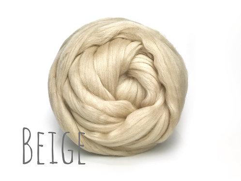 Super Chunky Wool - Beige