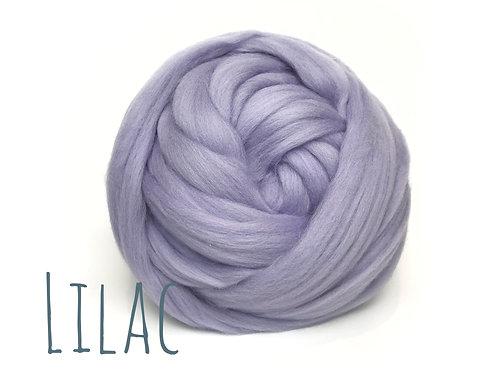 Super Chunky Wool - Lilac