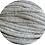 Thumbnail: Chunky Cotton yarn - Light Grey 5mm