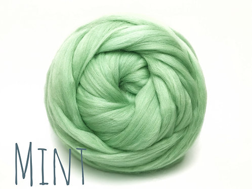 Super Chunky Wool - Mint