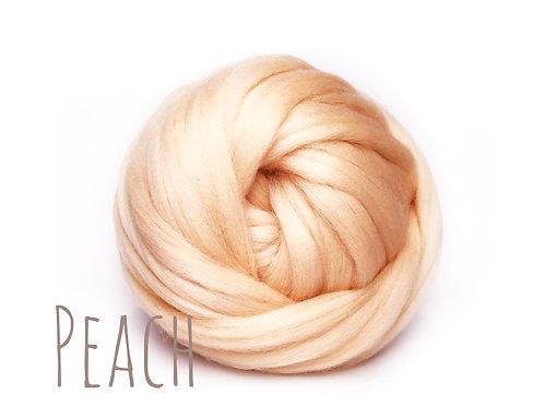 Super Chunky Wool - Peach