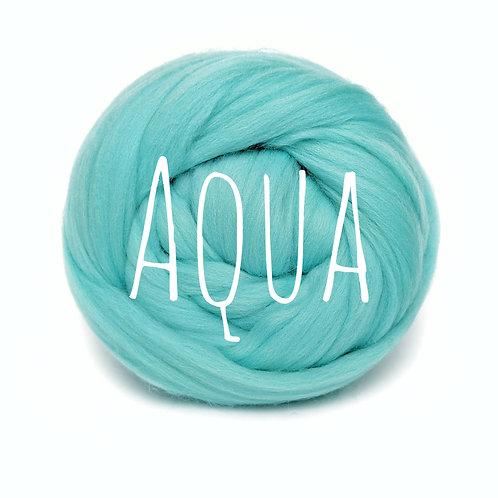 Super Chunky Wool - Aqua
