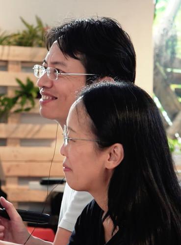 神奇的剎那 導演 陳芝安、謝欣志