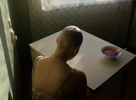 當她發現自己得了癌症  她決定開始記錄自己