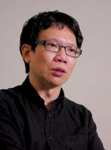 藝術家也是普通人 錄像藝術家 崔廣宇