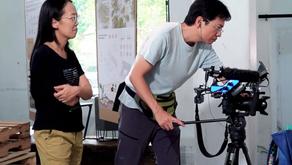 【拍紀錄片是困難與美妙並存的工作】 -專訪 陳芝安、 謝欣志