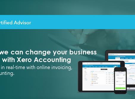 Lion is Xero Bronze Partner and Certified Advisor