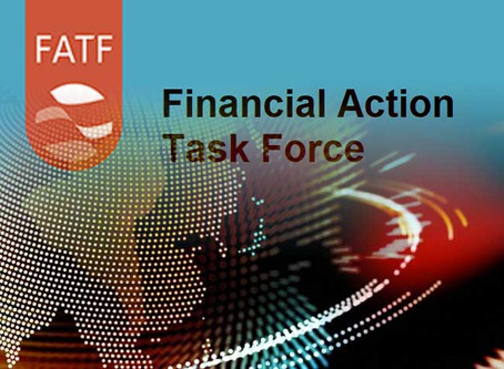 """""""Improving Global AML/CFT Compliance : On-going Process"""" published by FATF on 21 June 2019"""