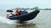Custom SOLAS/MCA rescue RIBS and SOLAS engines