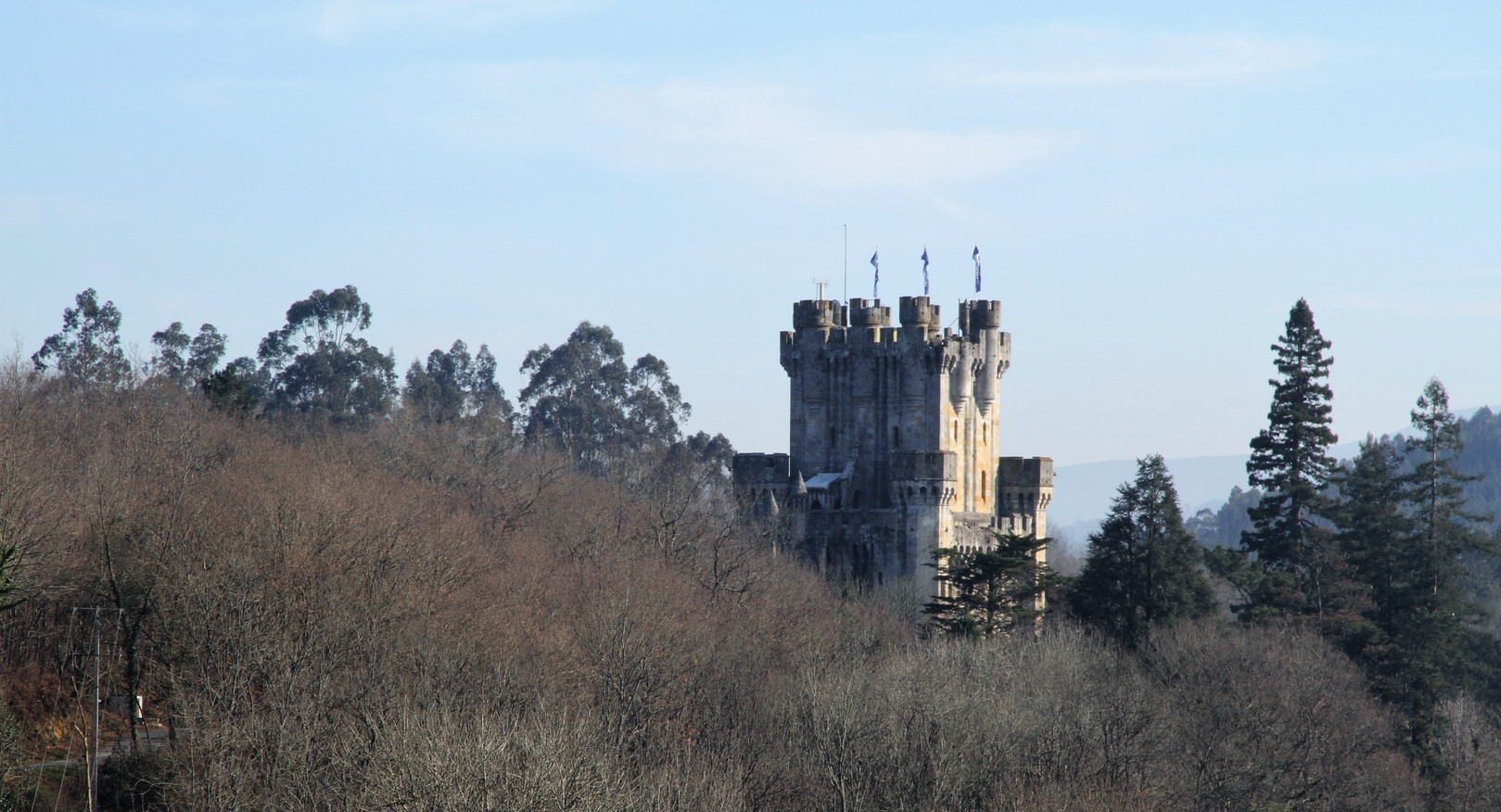 Vistas Castillo Butron