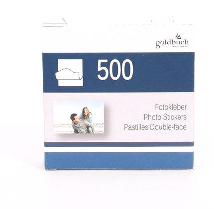 Goldbuch Fotoplakkers 500 stuks