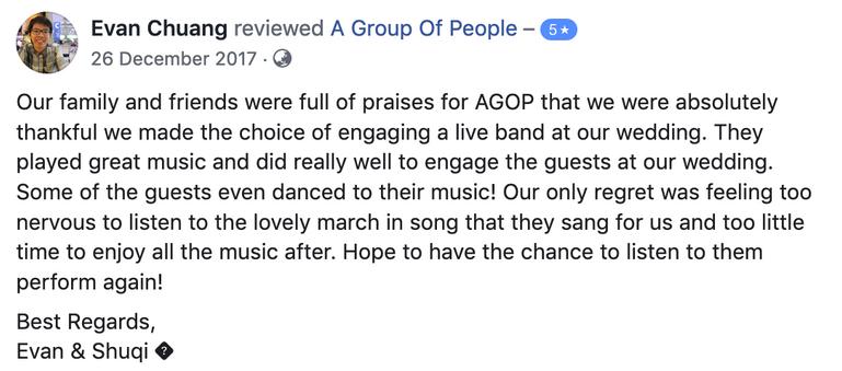 AGOPSG Reviews