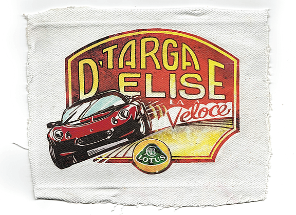 2006 Targa d'Elise Tour Art print