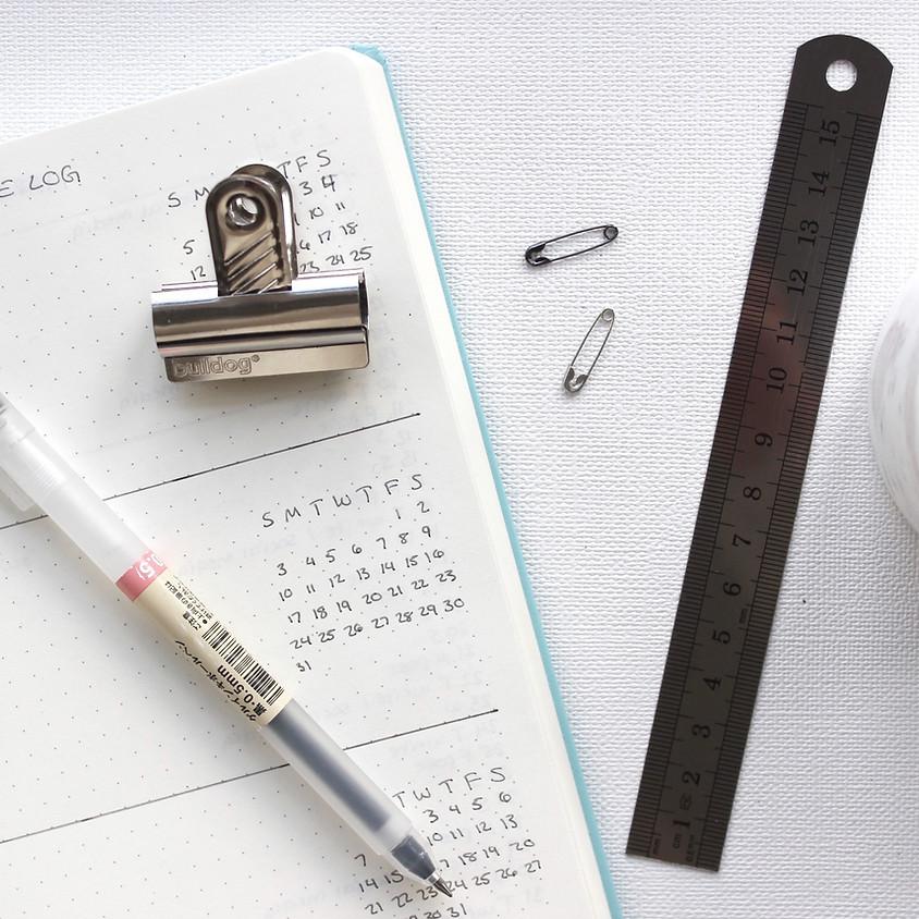 Bullet Journal: how to start?