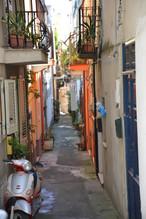 Lipari Italy Alley